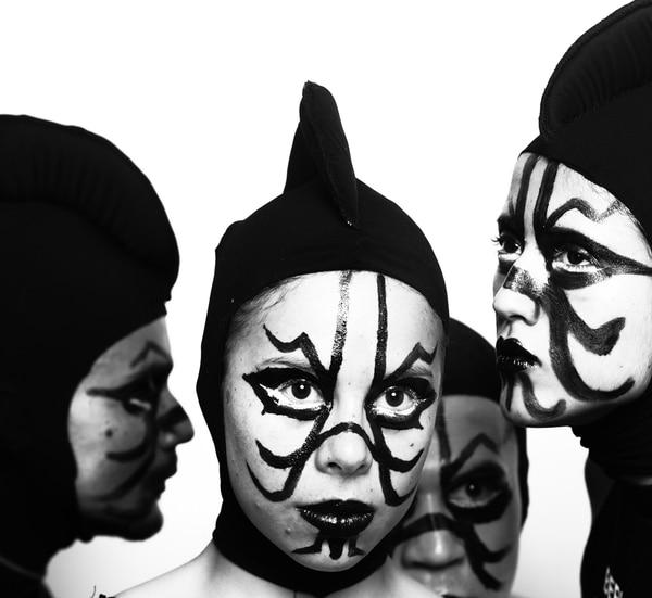 Teatro y danza. El movimiento de Distópica busca crear más impacto de su historia. Cortesía de Alonso Quesada.