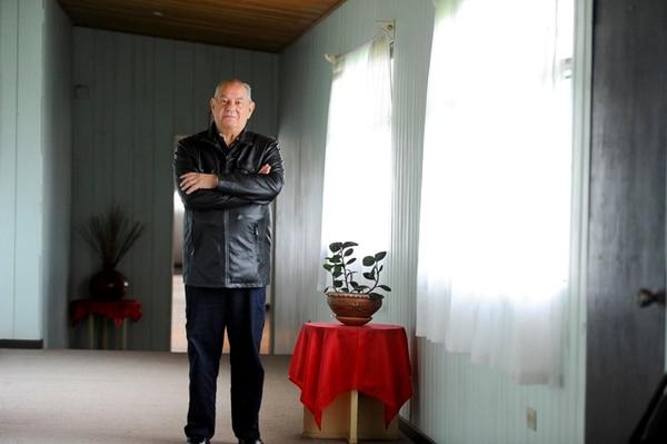 El médico geriatra argentino Santiago Pszemiarower, quien participó en un seminario en Costa Rica, cree que se deben cerrar los hogares para ancianos y que las familias deben velar por ellos. | LUIS NAVARRO