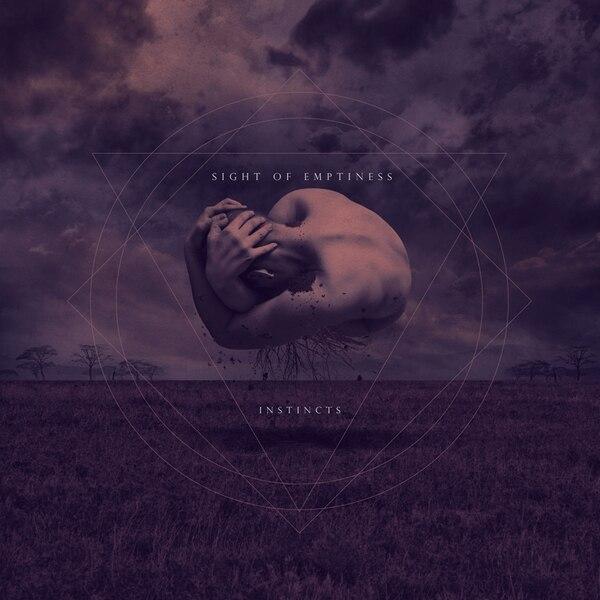 Portada de Instincts , de la banda de Sight of Emptiness. El disco se publicó el 2 de diciembre del 2013.