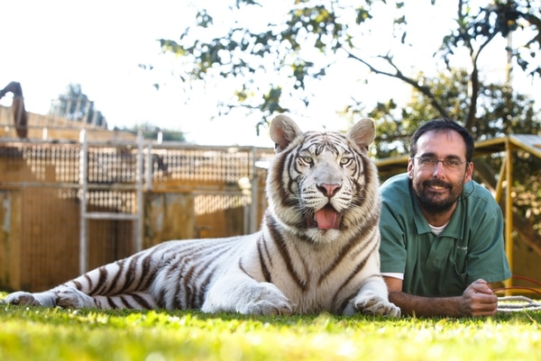 Rodrigo Teixeira es un experimentado veterinario brasileño. Él es protagonista de Veterinario extremo. | ANIMAL PLANET