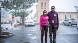 Acorralados por el hambre y el miedo, migrantes centroamericanos buscan futuro en EE.UU.