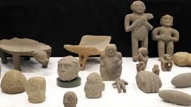 Costa Rica recupera 1.305 piezas precolombinas de la colección de Minor Keith