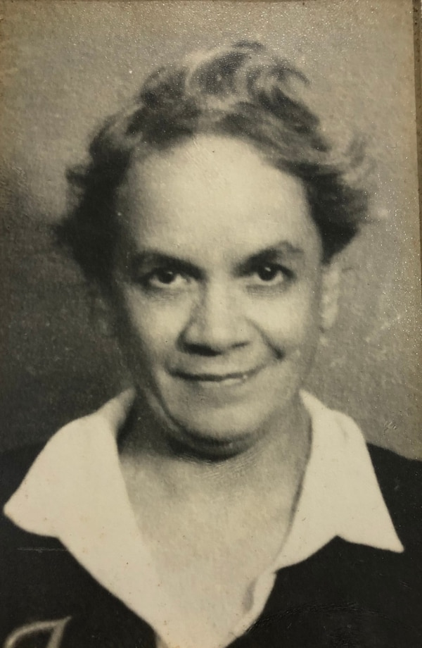 María Isabel Carvajal Quesada es autora de libros como 'En una silla de ruedas' (1917), 'Las fantasías de Juan Silvestre' (1918) y 'Cuentos de mi tía Panchita' (1920). Fotografía: Archivo.