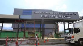 Hospital México se queda sin camas de cuidado intensivo crítico para tratar covid-19