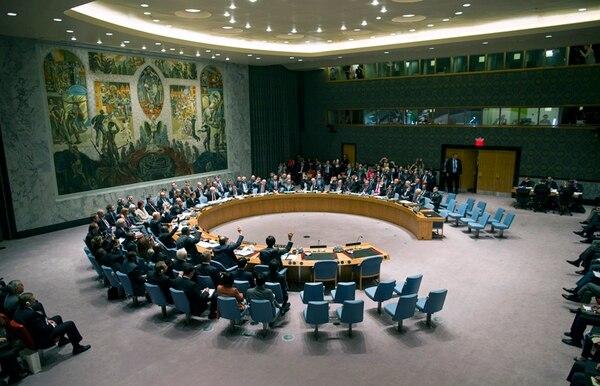 El Consejo de Seguridad votó el 27 de setiembre una resolución que obliga a Siria a eliminar armas químicas. | AP