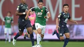 Ariel Rodríguez vuelve anotar con el Bangkok