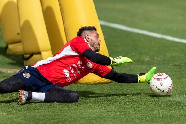 Leonel Moreira tenía toda la disposición de integrarse este lunes a la Selección, pero no pudo salir de Bolivia. Fotografía: José Cordero