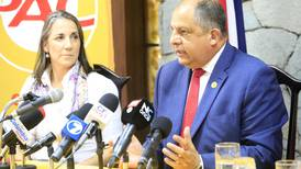 Tanque de avión que trasladó a presidente Luis Guillermo Solís se reventó en Panamá
