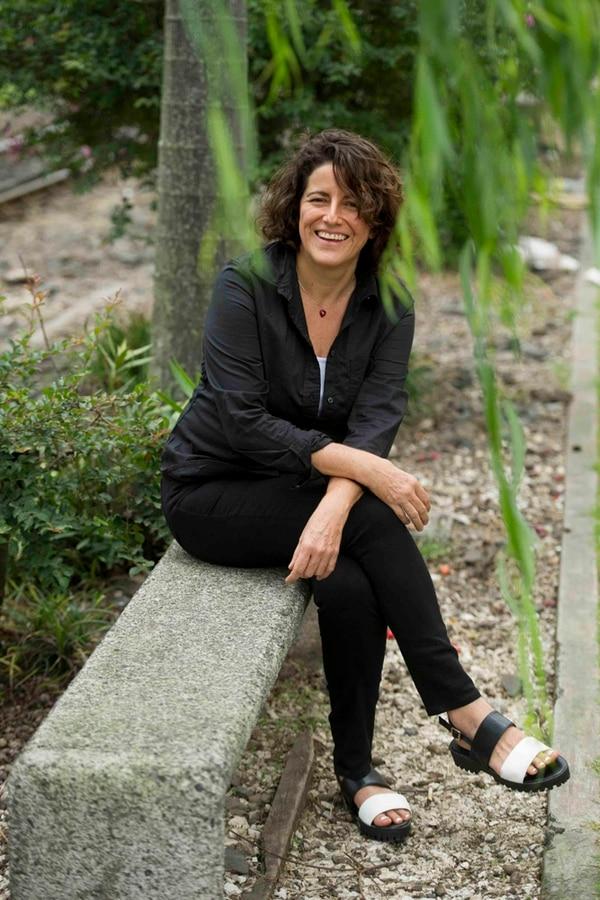 La última novela de Catalina Murillo se llama Tiembla, memoria y es de la editorial Uruk. Luis Navarro.