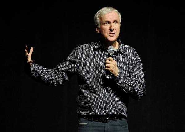 James Cameron realizó el anuncio de las cuatro películas de Avatar en el CinemaCon en Las Vegas