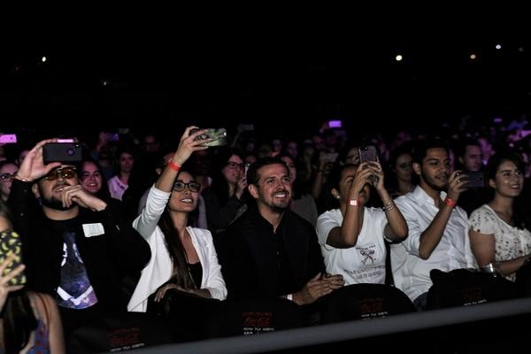 Los asistentes corearon todas las canciones en una noche inolvidable. Fotografía Rafael Murillo