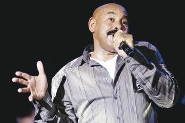 Oscar D' León cantará en Costa Rica el sábado 2 de noviembre. Fotografía: Archivo GN.
