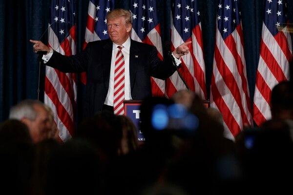 Las diferencias en intención de voto entre Donald Trump y Hillary Clinton se han reducido en los últimos sondeos.
