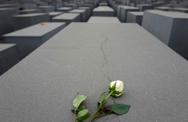 Monumento en Berlín a los judíos de Europa asesinados por el régimen nazi.