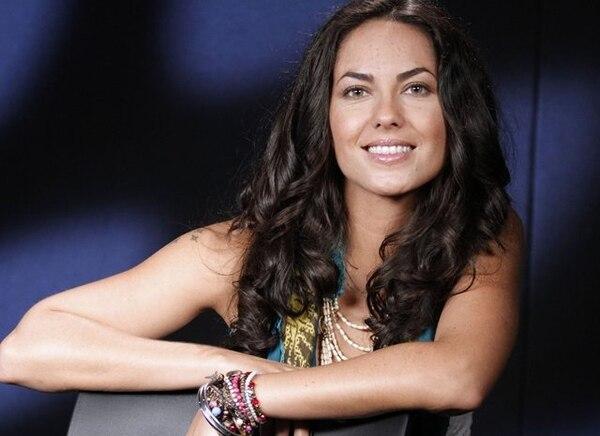 Bárbara Mori en una foto de archivo tomada en el 2010.