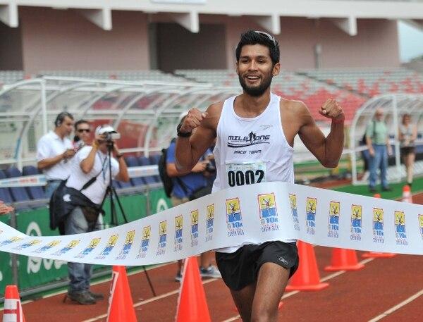 Fernando Cabada ha competido en varias carreras a nivel nacional. | ARCHIVO.