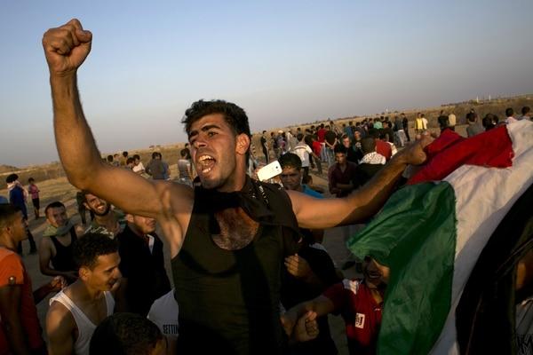 Día de ira palestina