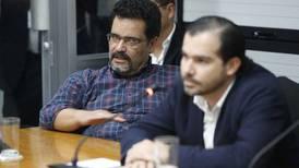 Juan Carlos Bolaños resta importancia a comisión legislativa y pide ser indagado en Fiscalía