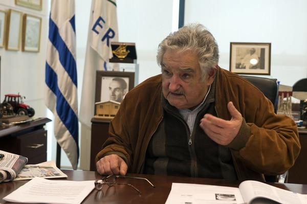 El gobierno de Mujica ha impulsado varias leyes de tipo social. | AFP.