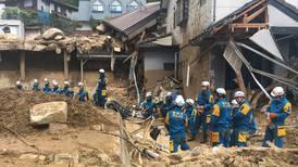 Tragedia por fuertes lluvias en Japón eleva a 122 la cantidad de muertos