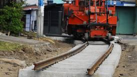 Falta de financiamiento retarda la llegada del tren a Alajuela