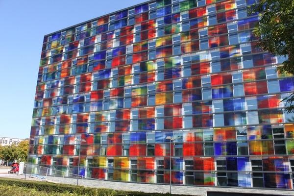 El Instituto para el Sonido y la Visión se localiza en Holanda.