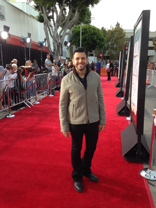 Adam Rich asistió a una alfombra roja en Hollywood. Fotofrafía: Wikicommons para La Nación