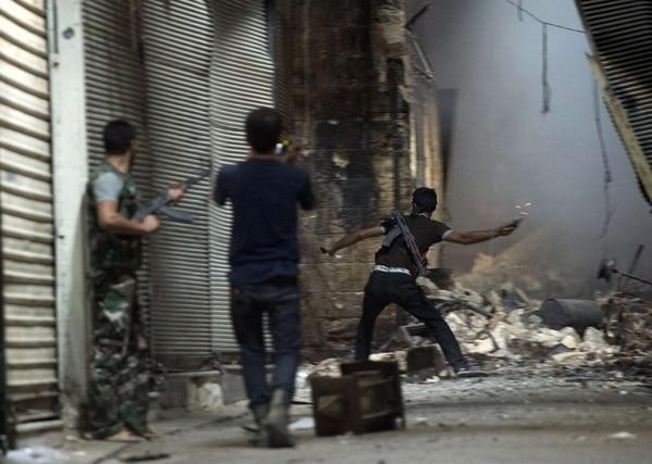 La guerra de Siria suma unas 100.000 víctimas