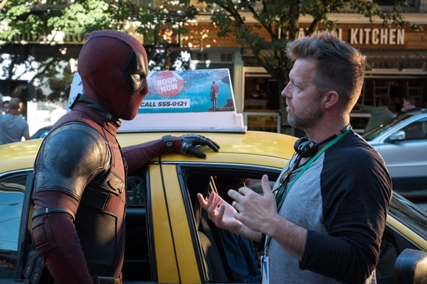 David Leitch dirigió 'Deadpool 2'. Fotos: 20th Century Fox/Cortesía de Discine
