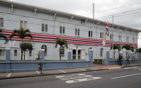 La Municipalidad de Goicoechea dejó sin usar el año pasado el 53% de su presupuesto, el tercer lugar en subejecución según la Contraloría. Foto Jeffrey Zamora