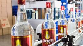 Fanal reactiva producción de guaro Cacique este 18 de octubre