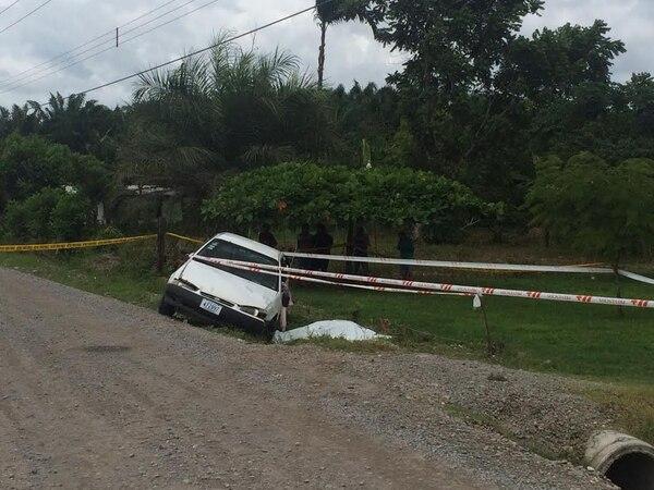 Cuando la Cruz Roja llegó al sitio no había nada que hacer por la conductora. Se investigan las causas del accidente.