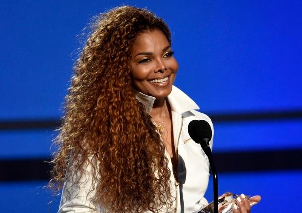 Esta es la tercera ocasión en que Janet Jackson es nominada al Salón de la Fama del Rock and Roll. Foto: Archivo/AP