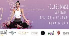 Este sábado habrá clase gratuita de yoga en Curridabat, ¡apúntese!