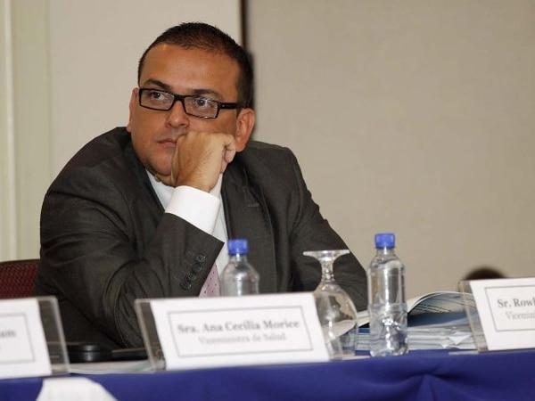 El viceministro de Hacienda, Rowland Espinosa, dijo que la denuncia era una obligación legal. | ARCHIVO LN