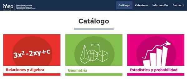 Esta plataforma permitirá a los estudiantes acceder a recursos interactivos, videos explicativos y prácticas sobre temas como geometría analítica y estadísticas y probabilidades.