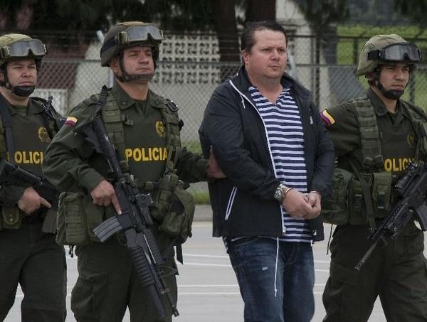 El costarricense Alejandro Jiménez, alias el Palidejo, se encuentra en la cárcel Fraijanes Il, en Guatemala, a la espera de una audiencia. | ARCHIVO.