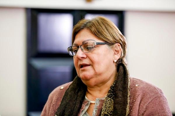 La exdiputada del PAC, Laura Garro. Foto: Luis Navarro