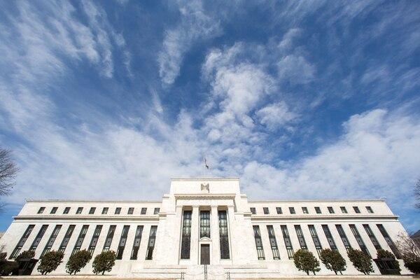 Edificio de la Reserva Federal en Washington. Las miradas de los inversionistas están puestas en sus decisiones y pronósticos. | AP