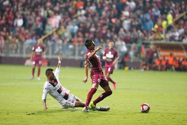(Galería) Clásico Saprissa vs. Alajuelense
