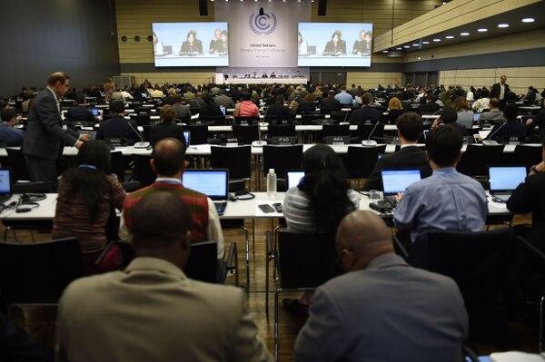 Las negociaciones en la ciudad de Bonn (Alemania) es el paso previo a la cumbre del clima en París. La reunión se extenderá por cinco días.