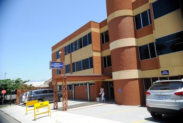 El juicio donde se condenó a Ricardo Durán Solera se realizó los días 21 y 22 de mayo en el Tribunal Penal de Pavas. | EYLEEN VARGAS / ARCHIVO.