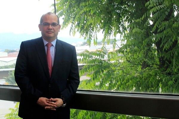 Luis Miguel Castilla, gerente de Planificación del BID, estuvo semanas atrás en el país para asistir a un congreso sobre infraestructura