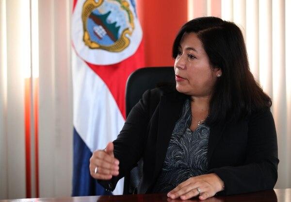 Ilena Mora Muñoz es doctora en Derecho Penal: