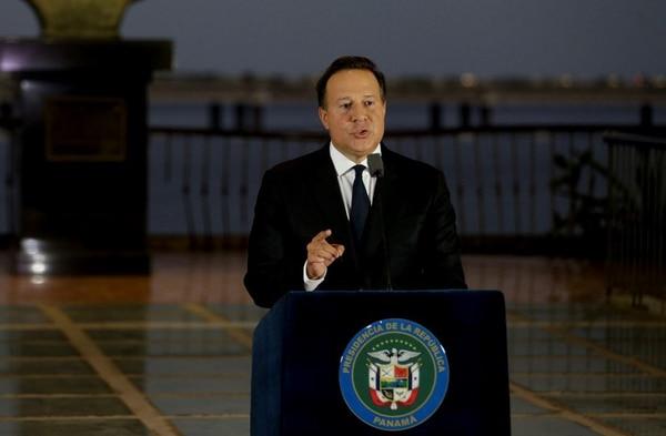 El presidente panameño, Juan Carlos Varela, anunció que está dispuesto a implementar reformas a los controles fiscales de su país.