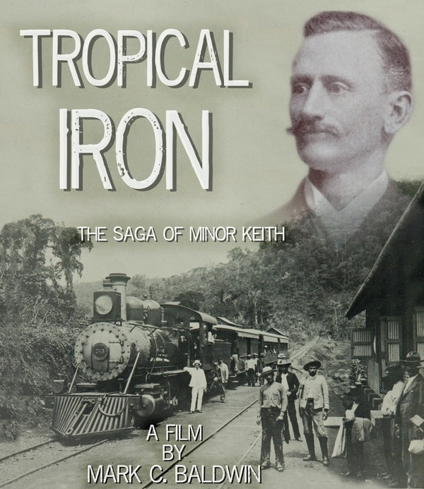 Póster del filme 'Tropical Iron'.