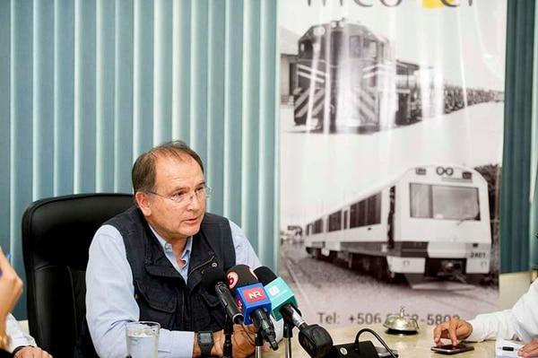 Christian Vargas asumió la presidencial de Incofer en agosto de 2016.