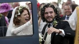 Boda de la realeza de 'Game of Thrones': Kit Harington y Rose Leslie finalmente son esposos