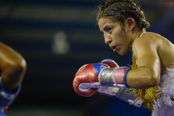 09/11/2019, San José, BN Arena, pelea de Yokasta Valle. Fotografía José Cordero