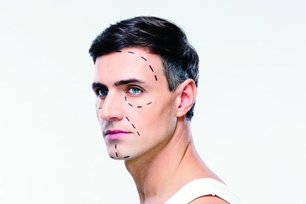 Según la Sociedad Americana de Cirugía Plástica Estética, las intervenciones estéticas masculinas se han elevado en un 273% desde 1997, año en que esa entidad empezó a estudiar datos.